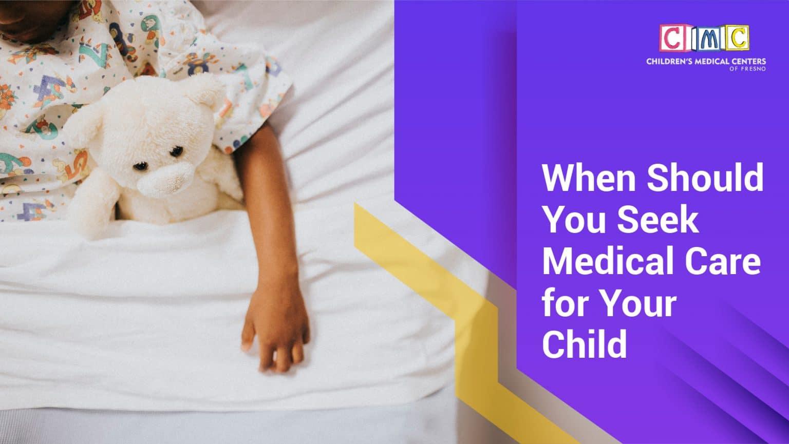 child-medical-care