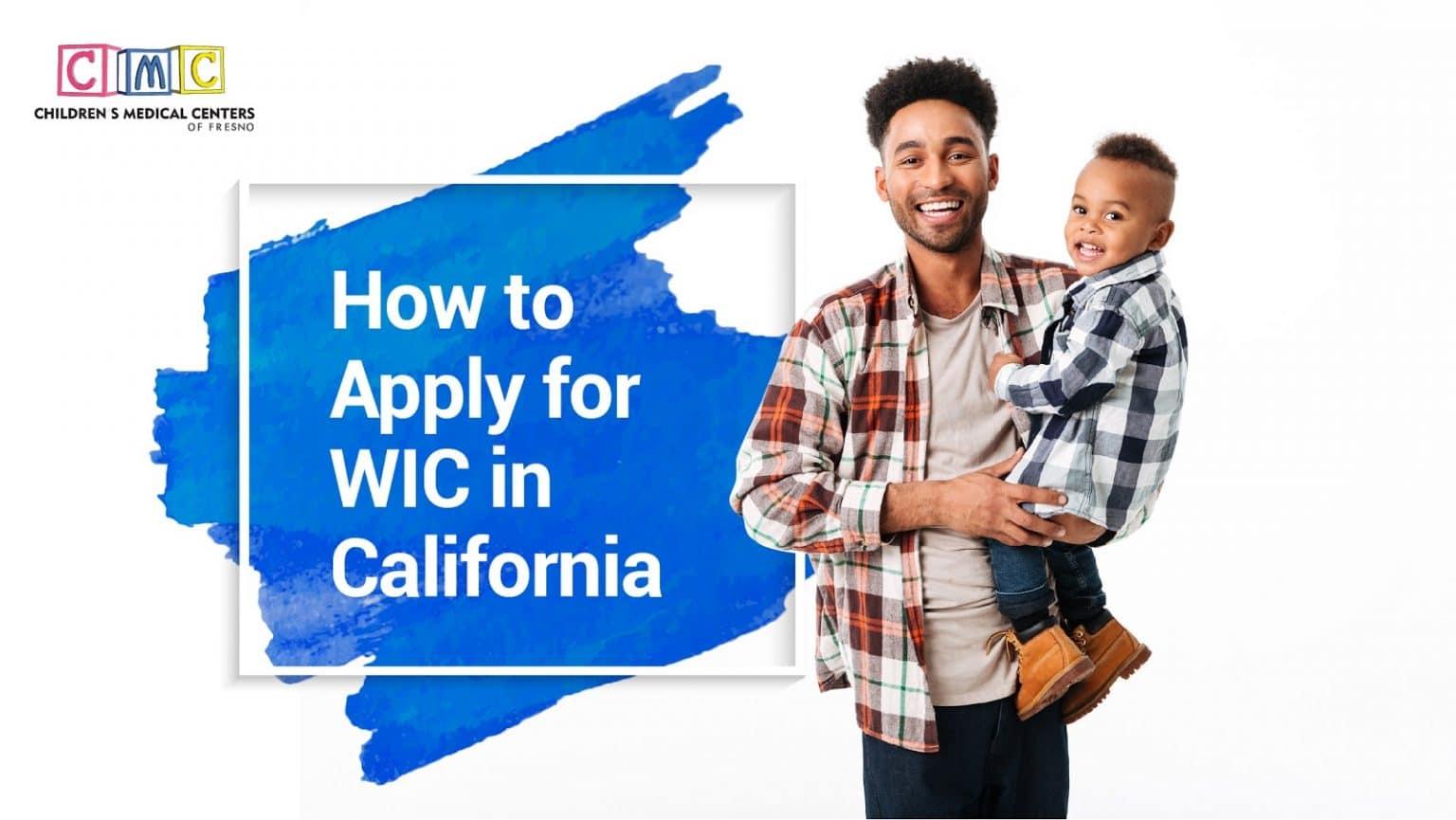 WIC program california