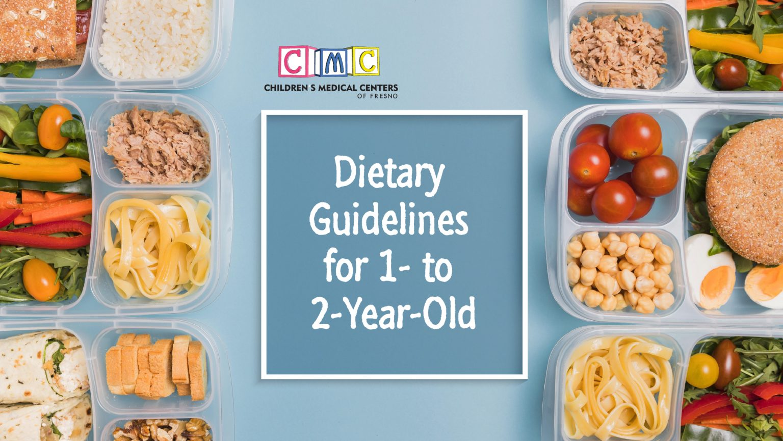 dietary guidelines for child and adolescent